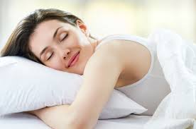 Beauty sleep heals acne, blemishes and clogged pores